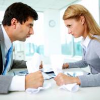 Спор между супругами по ООО