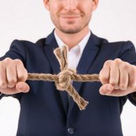 Неразрешимый спор в бизнесе